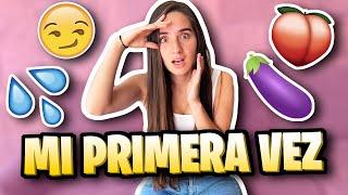 MI PRIMERA VEZ/ Moni Rosales