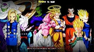 【MAD】Dragon Ball Z Opening (Saga Buu) 「Limit  Break X Survivor」DBS Op. 2