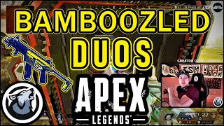 THIS DUO IS CRACKED! VISS w/ TANNERSLAYS APEX LEGENDS SEASON 3