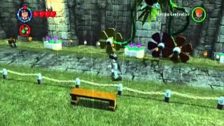 Lego Harry Potter Years 1-4 Walkthrough- Quidditch Training Area