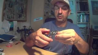 Dejvi i dupli dejvi - jednostavan mali čvor za udice sa okcetom