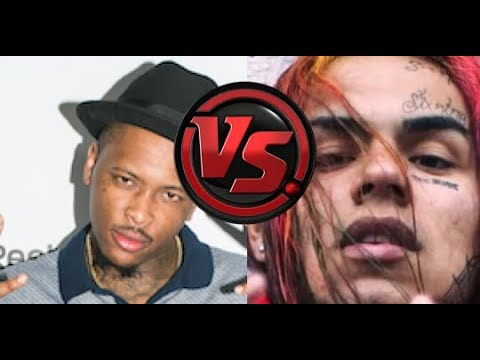 6IX9INE DISRESPECTS YG Breaks Down Issue and How YG Hasn't Had a SOLO HIT Since 2013, 6 9 KING OF NY