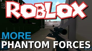 Greg, Nick, and William Play Roblox - Phantom Forces (Again)!
