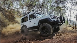 Force Gurkha Xtreme 2019 -Details Explained - All New RFC derived Force Gurkha Xtreme