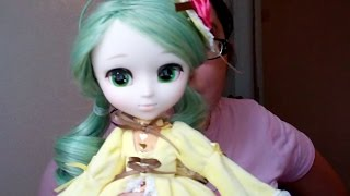 Pullip Rozen Maiden Kanaria Review