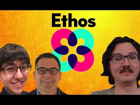 ETHOS (Formerly Bitquence) Interview - Shingo Lavine & Stephen Corliss