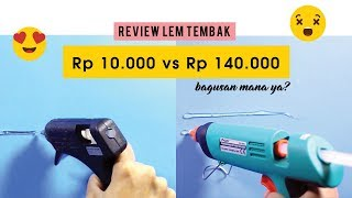 LEM TEMBAK 10.000 VS LEM TEMBAK 140.000? [ REVIEW.CRAFT ]