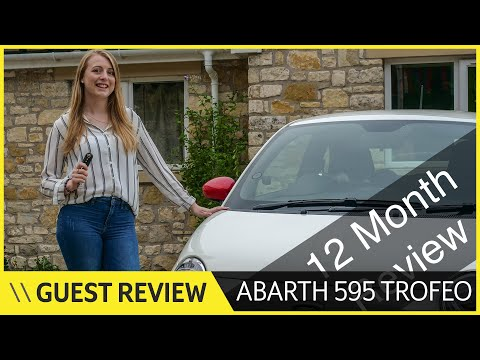 2017 Abarth 595 Trofeo 12 Month Review