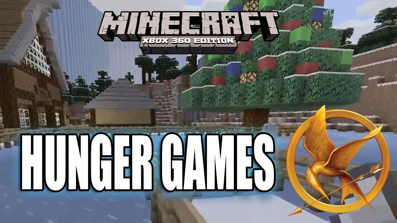 Xbox 360 Hunger Games : Minecraft xbox hunger games with subscribers