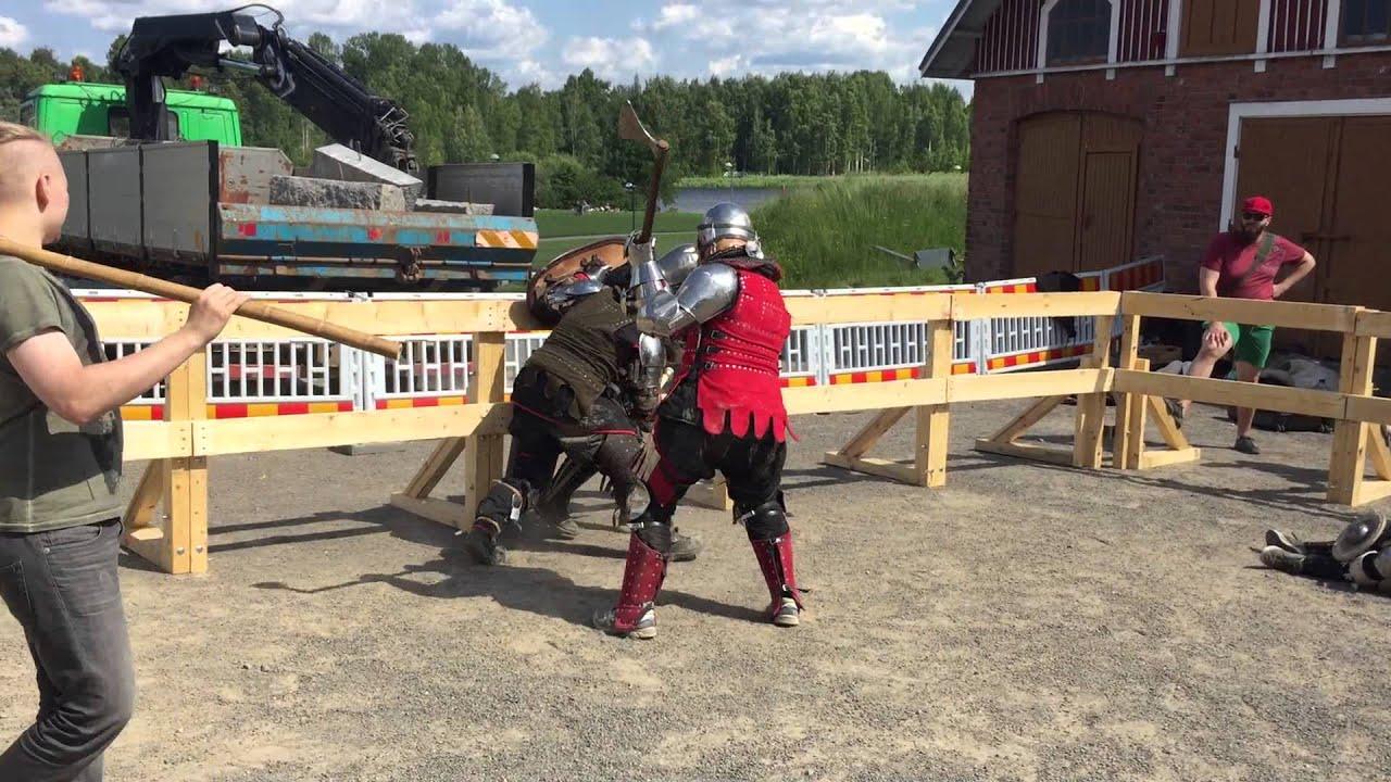 Medieval Combat Sport Finland