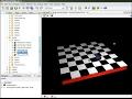 [JMonkeyEngine] Уроки по игровому движку. Создание сцены и добавление модели (Scene JME 1/2)