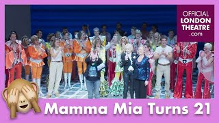 Mamma Mia turns 21!