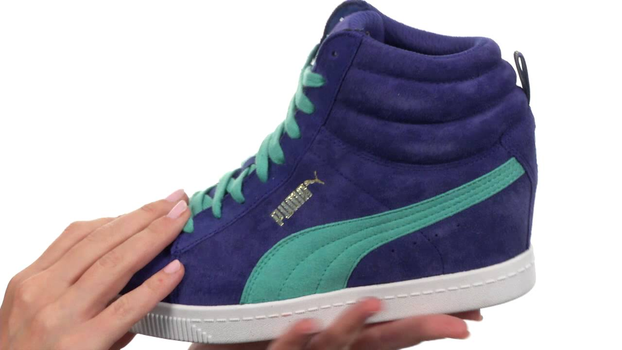 PUMA PC Wedge Sport SKU  8333562 - YouTube eb278f915