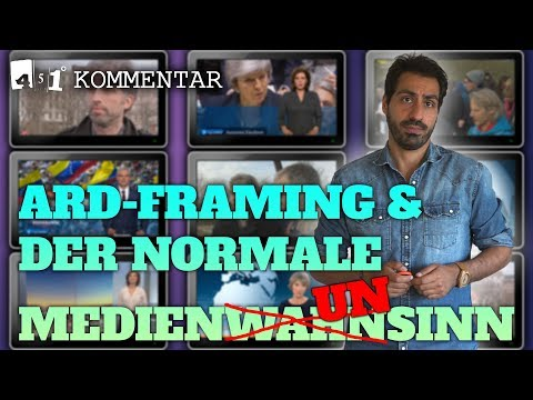451 Grad   ARD Framing und die restliche Bullsh... Presse