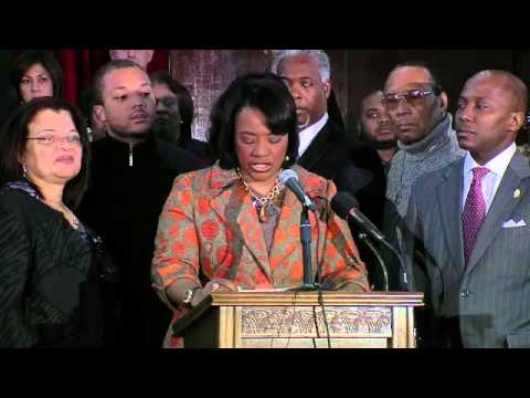 Dr. Bernice A. King Speaks Out