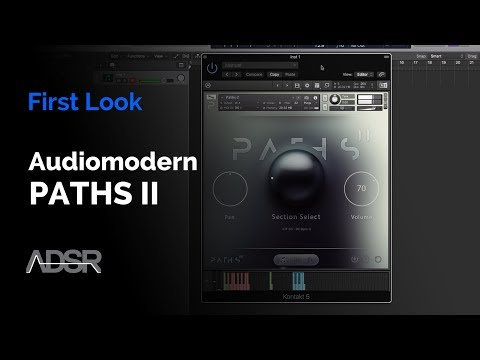 Audiomodern PATHS 2 - First Look