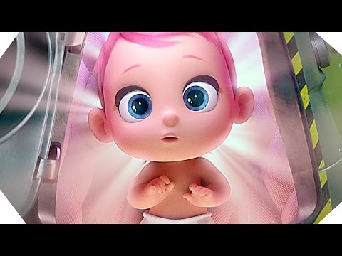 STORKS New TRAILER (ANIMATION Movie - 2016)