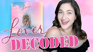 Taylor Swift's song Lover FULLY DECODED & EXPLAINED | 1 Year Later