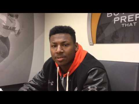Video: Telegraph One on One with Kyle Lewis