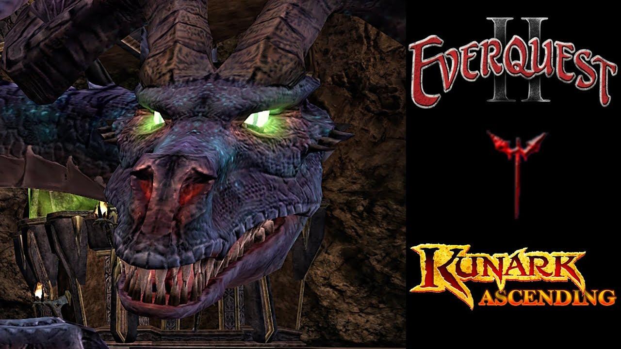 EverQuest II - Trakanon - Chamber of Rejuvenation [Raid] - EQ2 Kunark  Ascending