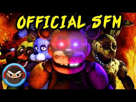"(SFM) FNAF SONG ""Follow Me"" OFFICIAL MUSIC VIDEO ANIMATION"