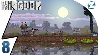 Kingdom Gameplay - Ep 8 - Stone Walls - Let