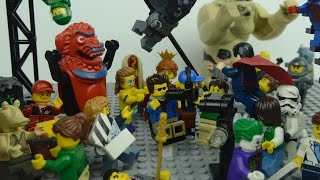 LEGO Worst Movie Director Ever (Stop Motion)