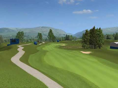 Gleneagles Ryder Cup - Hole 1