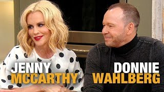 Jenny McCarthy Fights Back Tears as She Gushes About Husband Donnie Wahlberg | Rachael Ray Show Video