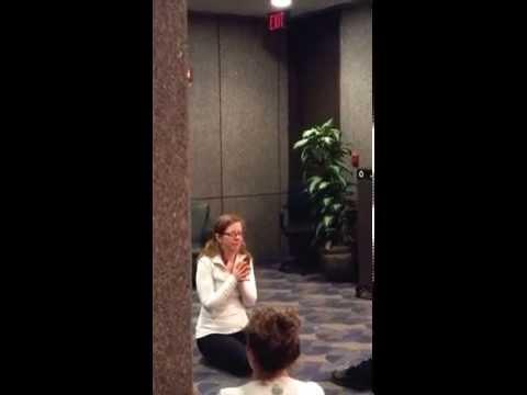 Emma Magenta Yoga Work Life Wellness