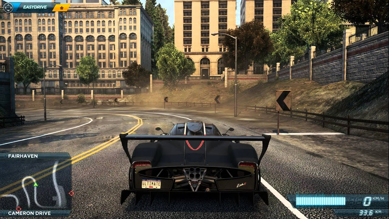 Need for speed most wanted 2012 pagani zonda r youtube need for speed most wanted 2012 pagani zonda r vanachro Choice Image