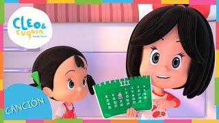 CUMPLEAÑOS FELIZ. Cleo & Cuquin I Familia Telerin. Canciones Infantiles para niños