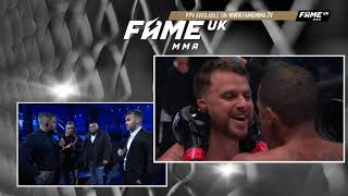 FAME MMA UK, Studio 2