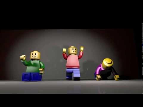 Lego 3D – Cinema 4D