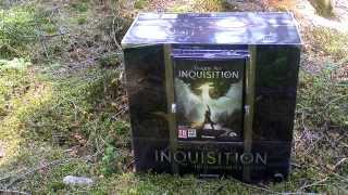 Dragon Age Inquisition Inquisitor's Edition Unboxing (PC) ENGLISH