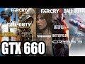 NVIDIA GTX 660 Test in 11 Games (i5 3570)
