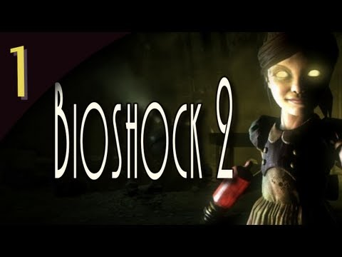 Mr. Odd Plays Bioshock 2 - E01 - AND WE'RE BACK...kind of