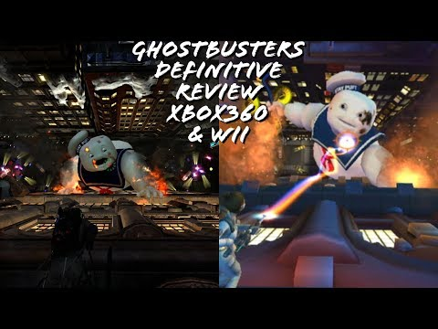 Ghostbusters Definitive Review Xbox360/Wii