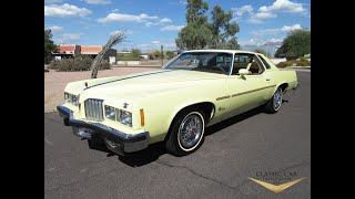 1977 Pontiac Grand Prix LJ For Sale! Only 1,965 Miles!