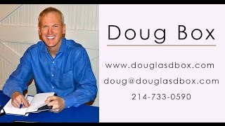 Douglas D Box live on the radio in the Dallas/Fort Worth metroplex