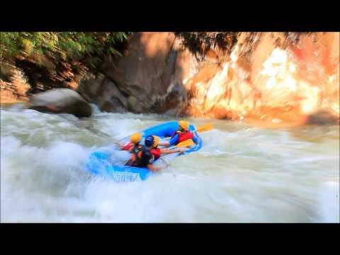 White Water Rafting - Kampar River, Perak