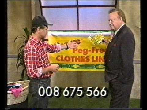 Ezyline with Bert Newton - Good Morning Australia