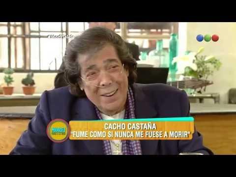 Cacho Castaña: