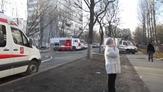 Последствия пожара в Печатниках(, 2015-03-13T09:00:33.000Z)