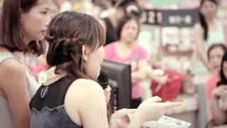 布魯媽媽的幸福食堂-料理示範會 in 新店家樂福 2015/06/28