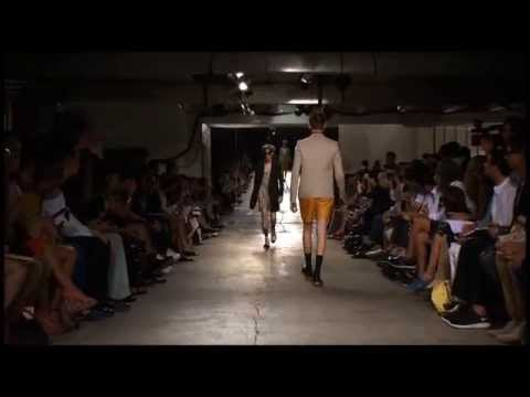 JOHN LAWRENCE SULLIVAN 2013SS COLLECTION