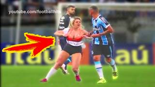 WOMEN'S 👠 FOOTBALL FUNNY / NEW FUNNY 😆 FOOTBALL ⚽ VINES #11 FAILS MOMENTS 2017 GOALS