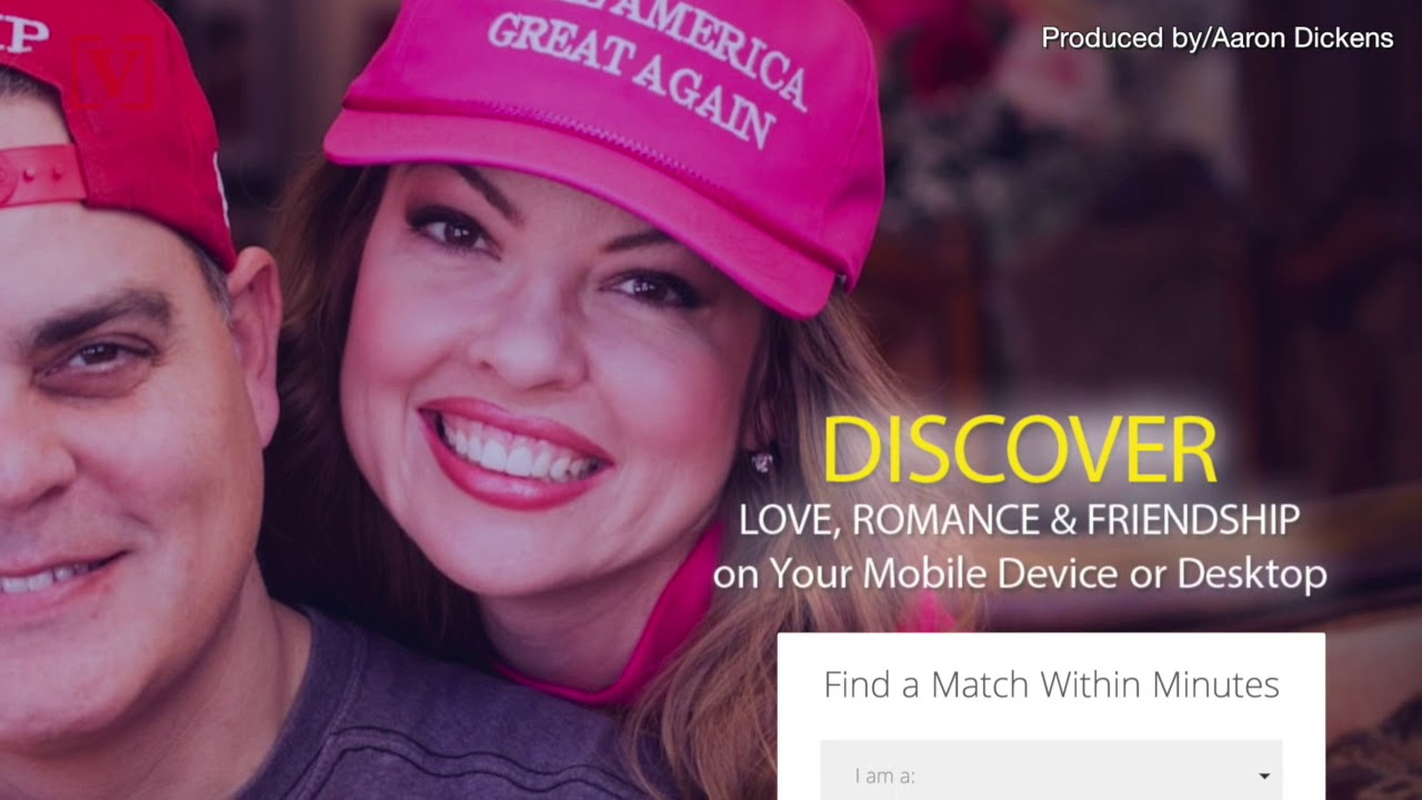 Dating sites trump supporters