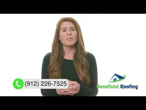 (912) 226-7525 Savannah GA Roofing Services   Beneficial Roofing