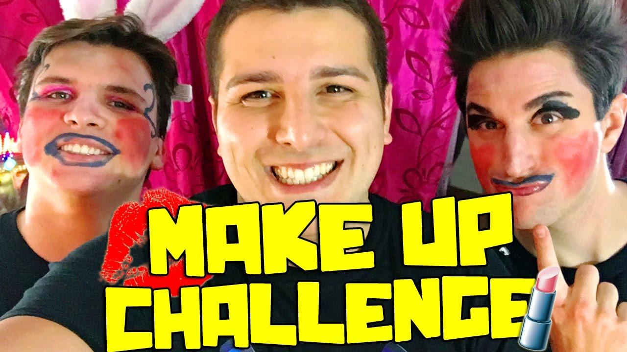Vero Wanimaamp; Make O Falso Up Challenge Klaus uPXkZi